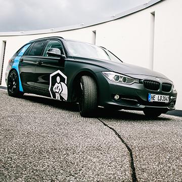 Kennzeichenheld - BMW