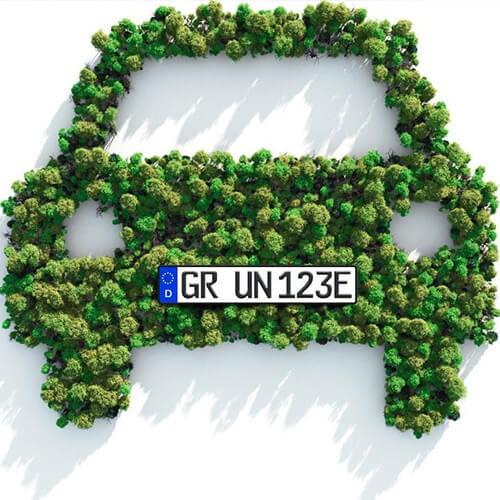 Kennzeichen und Umwelt