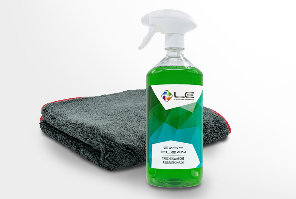 Liquid Elements Easy Clean Set