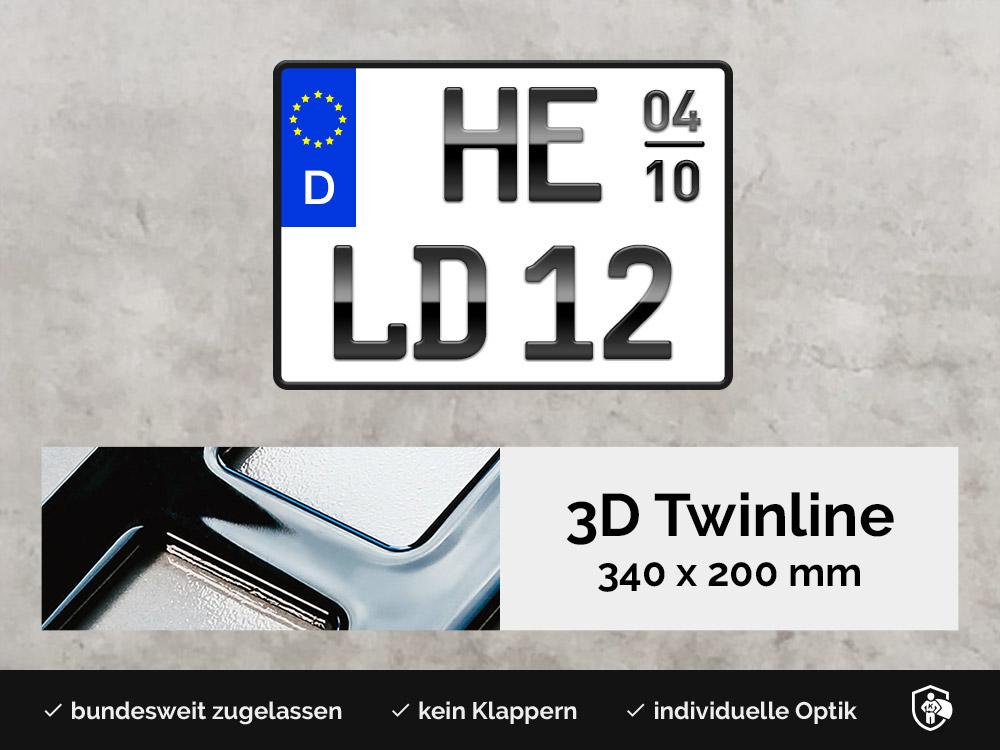 3D TWINLINE Saison in Hochglanz 340 x 200