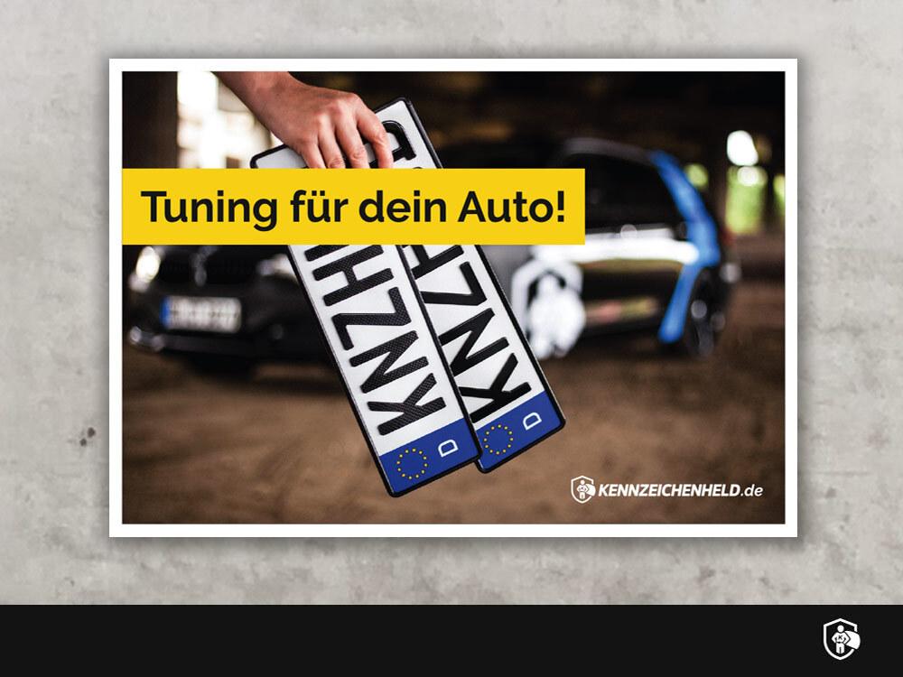 """Gutschein zum Download """"Tuning"""""""