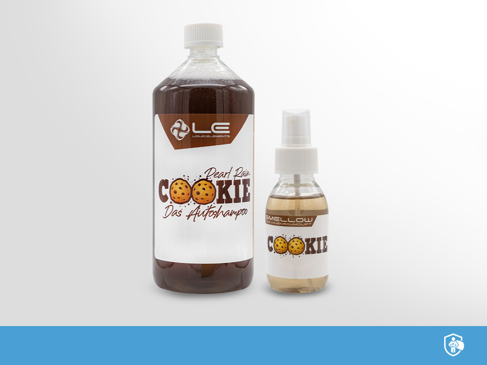 "Liquid Elements ""Cookie Fresh""-Shampoo"